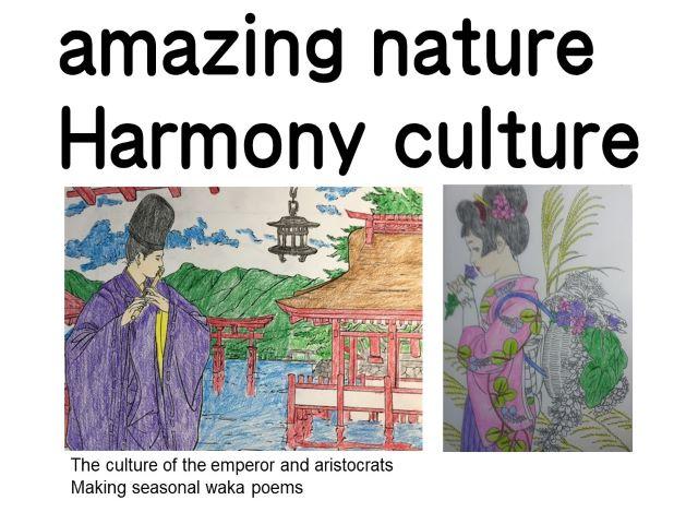 amazing nature harmony culture Birth of WAKA culture